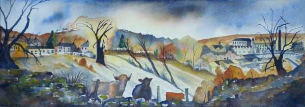 Jane Fielder - Best Bingley Cows