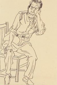 Li Xiaoxuan drawing