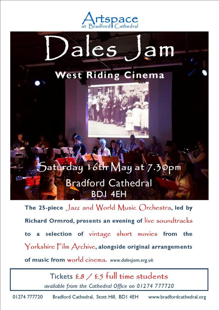 Dales Jam poster