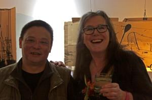 Ba Hai with Jane Fielder